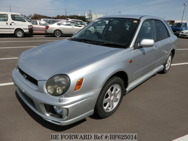 Used 2002 SUBARU IMPREZA SPORTSWAGON IS SPORT/LA-GG2 for Sale ...