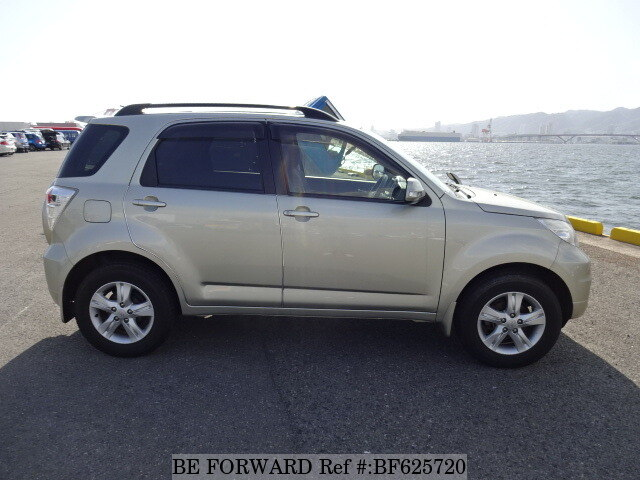 Used 2010 TOYOTA RUSH G/CBA-J210E For Sale BF625720
