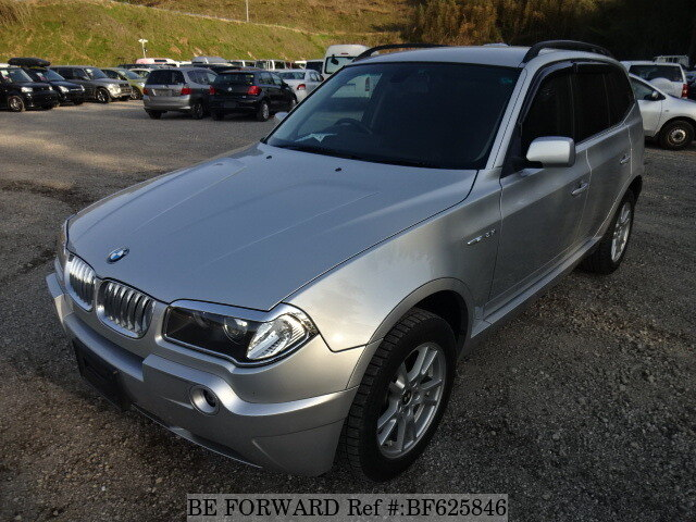 2005 bmw x3 2 5i gh pa25 d 39 occasion en promotion bf625846 be forward. Black Bedroom Furniture Sets. Home Design Ideas