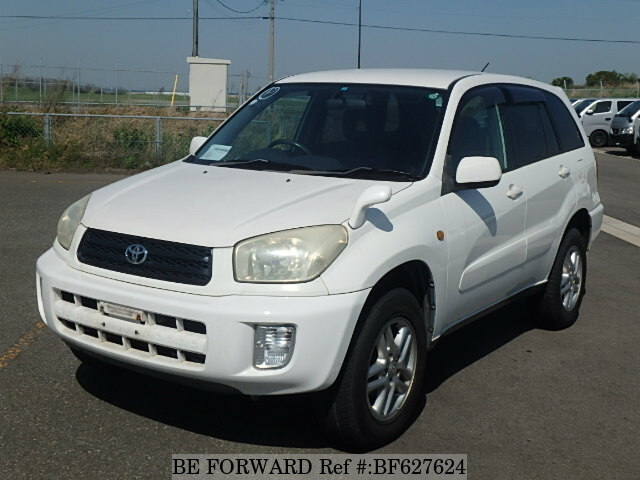 used 2002 toyota rav4 x limited ta zca26w for sale bf627624 be forward. Black Bedroom Furniture Sets. Home Design Ideas
