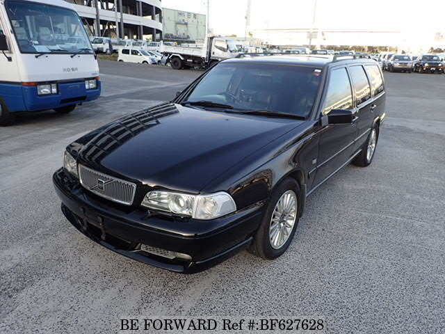 Used 1998 Volvo V70 R Turbo E 8b5234aw For Sale Bf627628 Be Forward