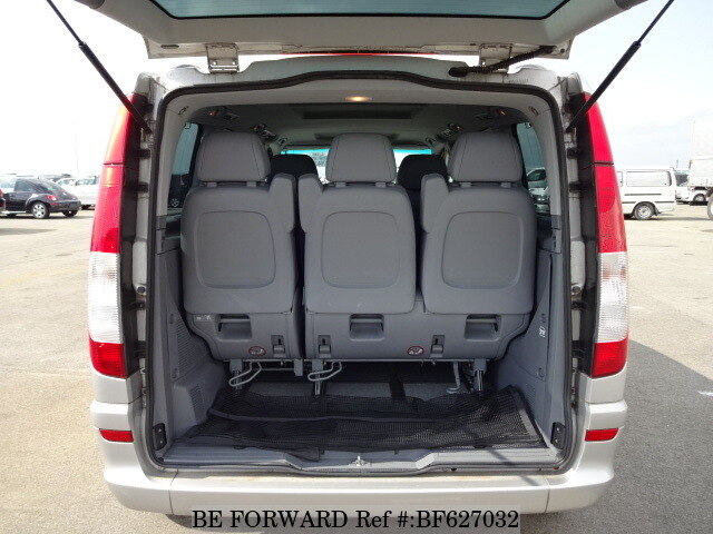 Used 2004 MERCEDES-BENZ VIANO 3 2 AMBIENTE/GH-639811 for Sale