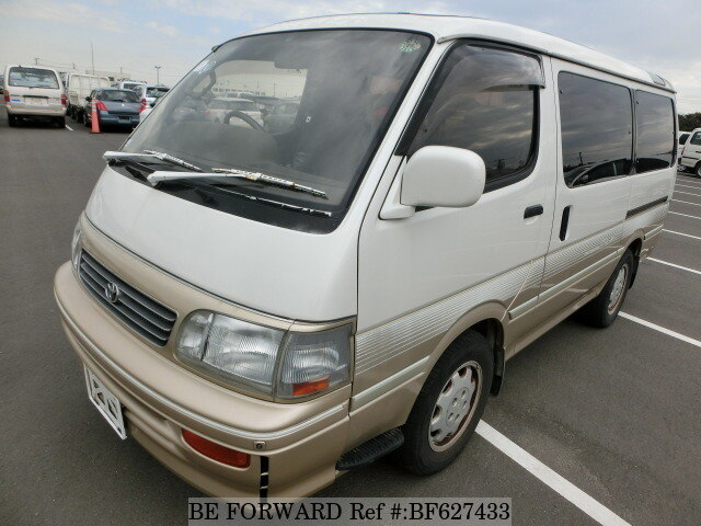 Used 1994 TOYOTA HIACE WAGON BF627433 for Sale