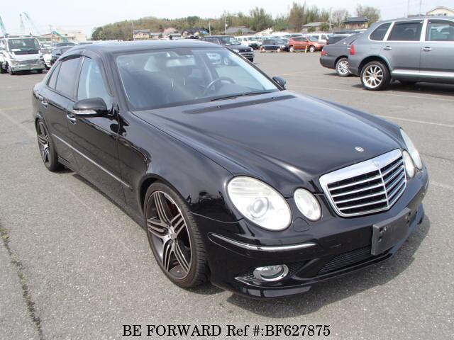 2006 mercedes benz e class e550 avantgarde s cba 211072 d for 2006 mercedes benz e550