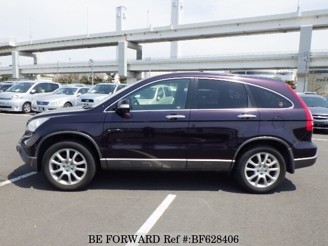 Used 2007 HONDA CR-V ZL/DBA-RE3 for Sale BF628406 - BE FORWARD