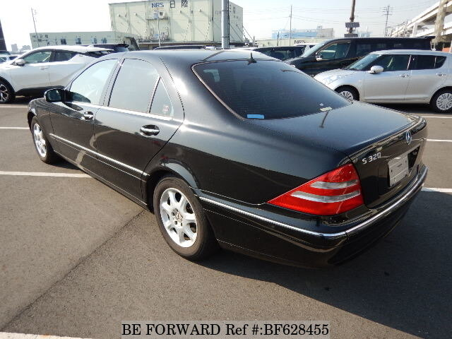 Used 2002 mercedes benz s class s320 gf 220065 for sale for Mercedes benz s class 2002