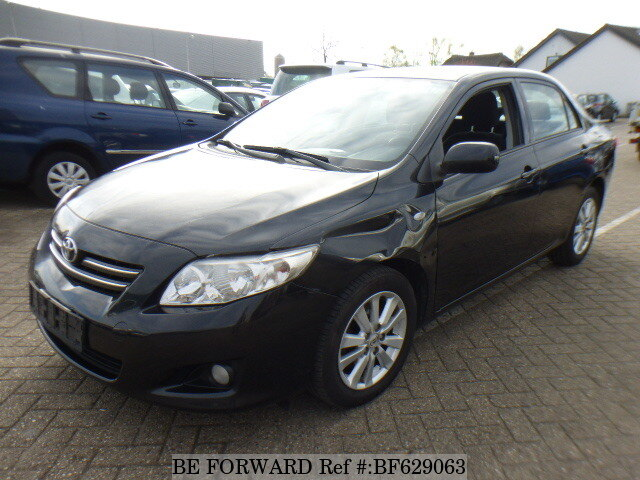 Used 2008 Toyota Corolla Bf629063 For