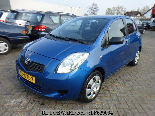used 2008 toyota yaris for sale bf629064 be forward. Black Bedroom Furniture Sets. Home Design Ideas
