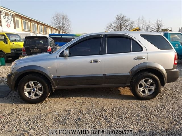 used 2004 kia sorento limited for sale bf629575 be forward. Black Bedroom Furniture Sets. Home Design Ideas