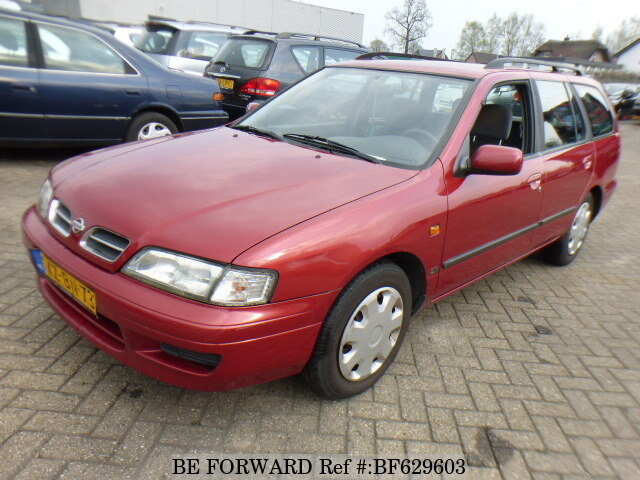 Used 1999 NISSAN PRIMERA for Sale BF629603 - BE FORWARD