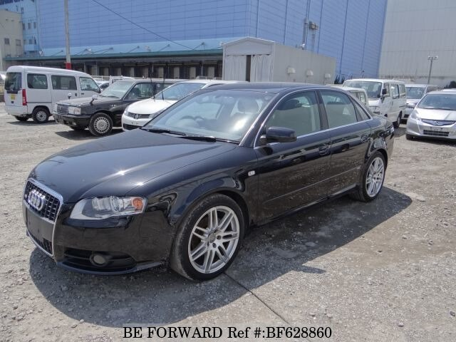 Used 2007 Audi A4 20 S Linegh 8ealt For Sale Bf628860 Be Forward