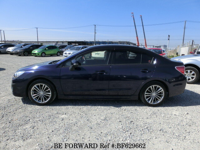 used 2012 subaru impreza g4 2 0i s eye sight dba gj7 for sale bf629662 be forward. Black Bedroom Furniture Sets. Home Design Ideas