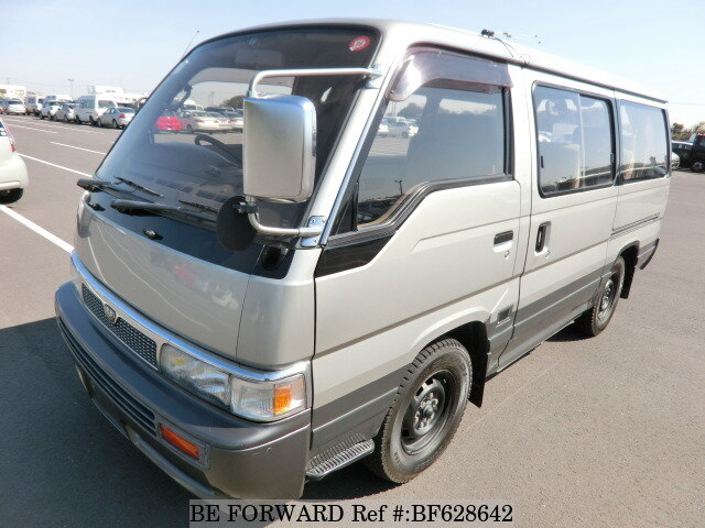 Used 1994 NISSAN CARAVAN COACH BF628642 for Sale