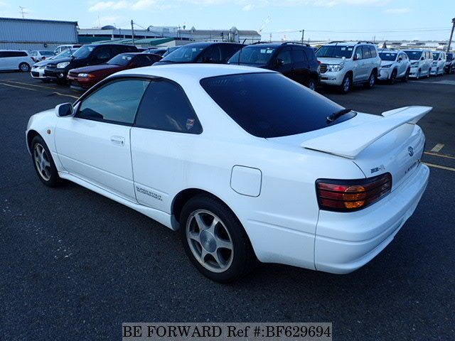 Used 1998 TOYOTA COROLLA LEVIN BZ-R/GF-AE111 for Sale BF629694 - BE