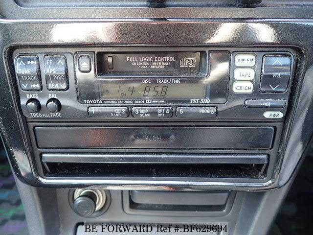 Used 1998 Toyota Corolla Levin Bzrgfae111 For Sale Bf629694 Be Rhbeforwardjp: 1998 Toyota Corolla Radio At Gmaili.net