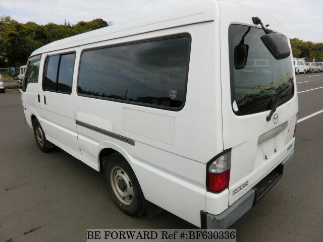 Used 2008 MAZDA BONGO BRAWNY VAN/ABF-SKE6V for Sale ...