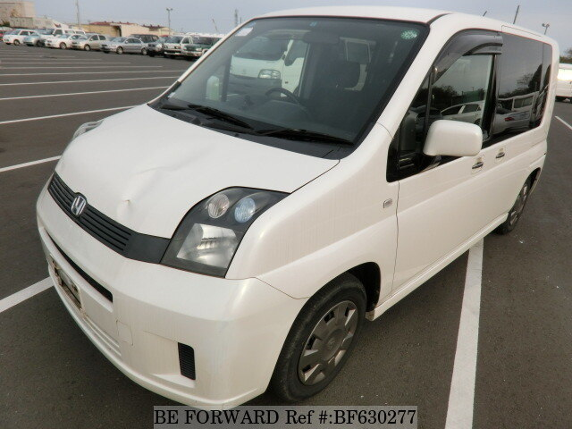Used 2008 HONDA MOBILIO X/DBA-GB1 for Sale BF630277 - BE ...
