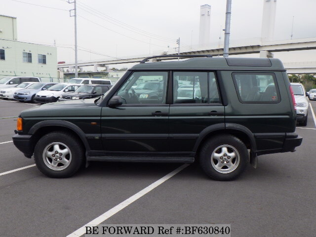 used 2001 land rover discovery gf lt56a for sale bf630840 be forward. Black Bedroom Furniture Sets. Home Design Ideas