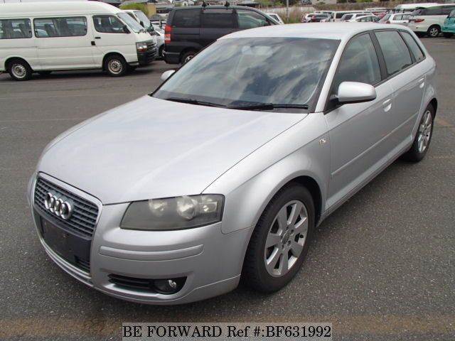 Used 2005 Audi A3 20 Fsigh 8pblr For Sale Bf631992 Be Forward