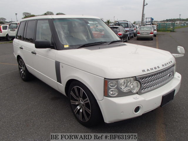 Used 2005 LAND ROVER RANGE ROVER VOGUEABALM44 for Sale BF631975