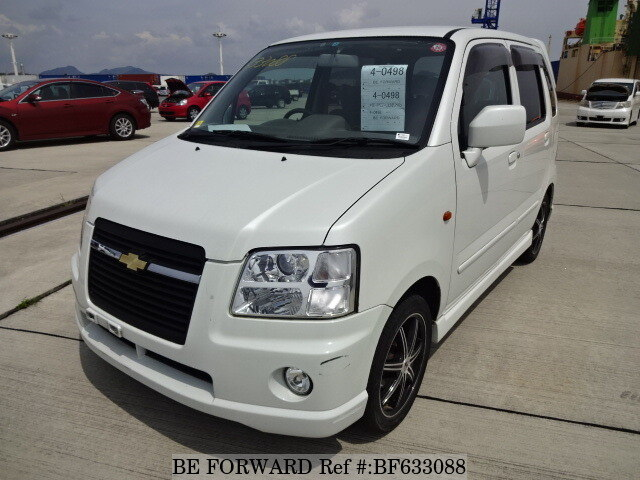 Used 2008 CHEVROLET MW V SELECTION DBA-ME34S for Sale BF633088 - BE ... e98559fb914