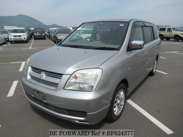 used 2004 mitsubishi dion ta cr6w for sale bf624377 be forward rh beforward jp 2001 Mitsubishi Dion Interior Mitsubishi Dion Reat