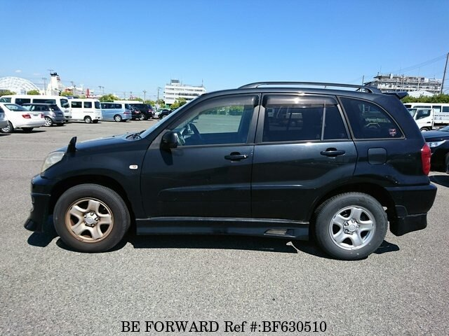 used 2005 toyota rav4 x limited cba zca26w for sale bf630510 be forward. Black Bedroom Furniture Sets. Home Design Ideas