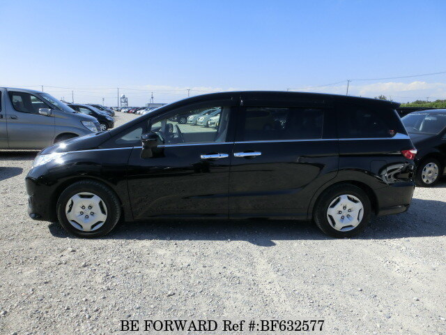 used 2014 honda odyssey dba rc1 for sale bf632577 be forward. Black Bedroom Furniture Sets. Home Design Ideas
