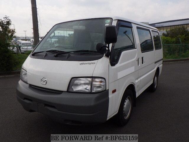 Used 2012 MAZDA BONGO VAN DX/ABF-SKP2V for Sale BF633159 ...