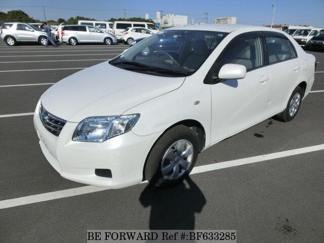 2009 Toyota Corolla For Sale >> Used 2009 Toyota Corolla Axio G Dba Nze141 For Sale Bf633285