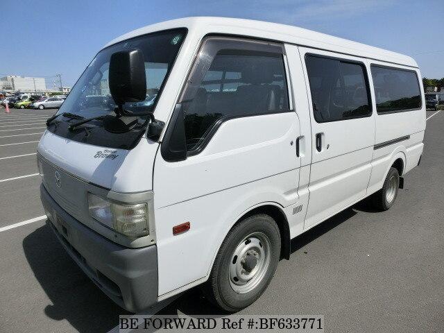 Used 2010 MAZDA BONGO BRAWNY VAN/ABF-SKE6V for Sale ...