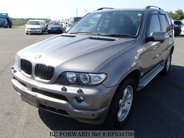 Used 2006 BMW X5 30IGHFA30N for Sale BF634700  BE FORWARD