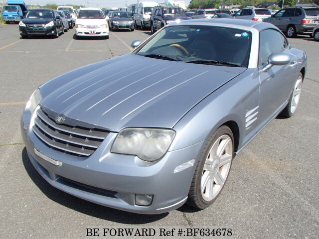 Used 2005 CHRYSLER CROSSFIRE BF634678 For Sale