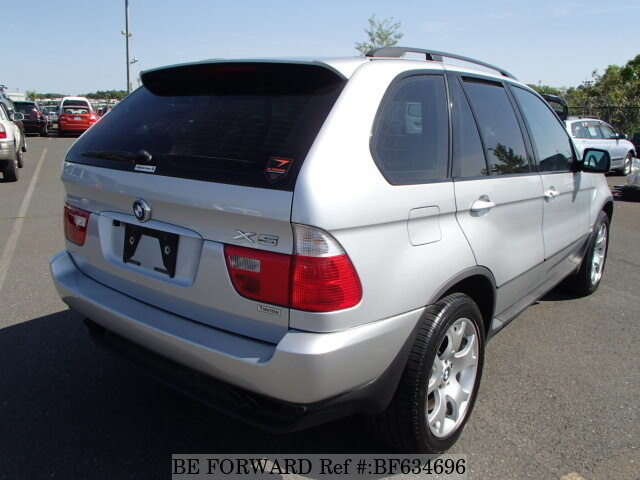 used 2002 bmw x5 4 4i sports package gh fb44 for sale. Black Bedroom Furniture Sets. Home Design Ideas