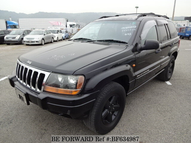 Delightful About This 2000 JEEP Grand Cherokee (Price:$665)