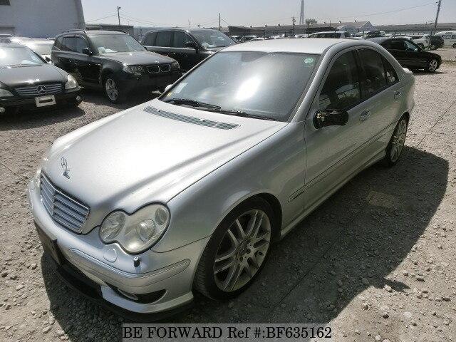 Used 2005 Mercedes Benz C Class C230 Kompressor Sport Edition Gh