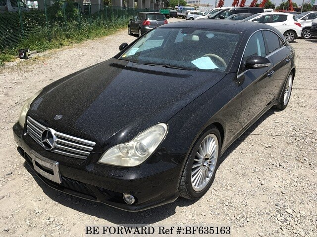 Used 2007 MERCEDES-BENZ CLS-CLASS BF635163 for Sale