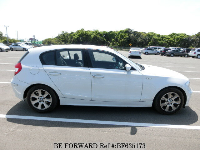 Used 2006 BMW 1 SERIES 118I/GH-UF18 for Sale BF635173 - BE