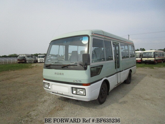 Used 1991 MITSUBISHI ROSA BF635236 for Sale