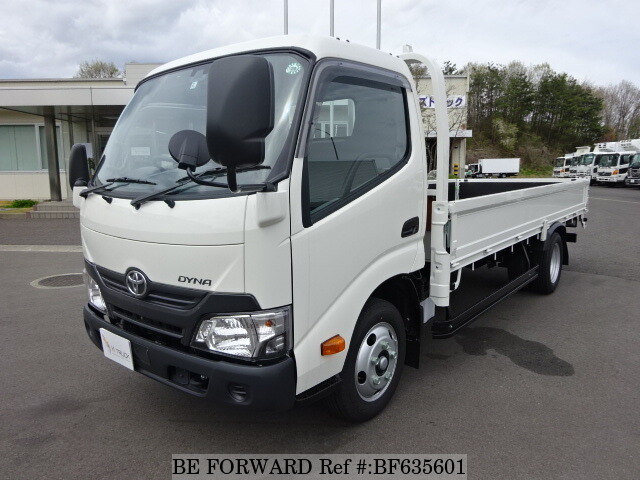 Certified Used Toyota >> Used 2017 TOYOTA DYNA TRUCK LONG/TKG-XZC655 for Sale BF635601 - BE FORWARD
