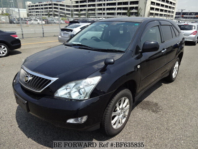 Used 2011 TOYOTA HARRIER BF635835 for Sale