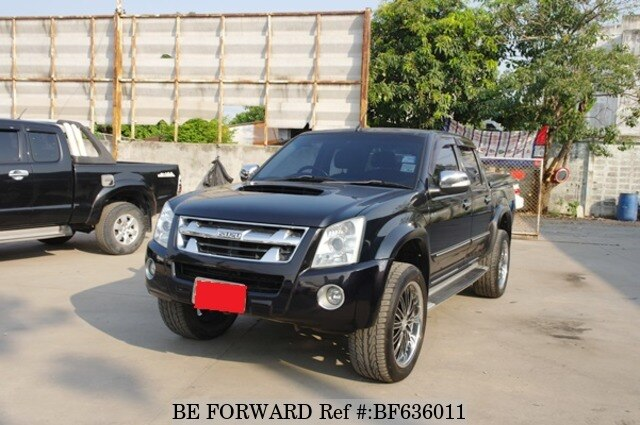 Used 2010 ISUZU D-MAX 3 0 DOUBLE CAB/TFS85HDR7J for Sale