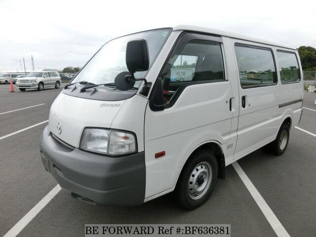 Used 2012 MAZDA BONGO VAN DX/ABF-SKP2V for Sale BF636381 ...