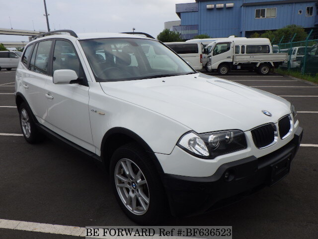 2006 bmw x3 2 5i gh pa25 d 39 occasion en promotion bf636523 be forward. Black Bedroom Furniture Sets. Home Design Ideas