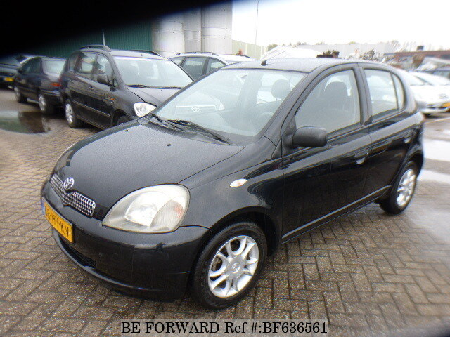 used 2002 toyota yaris for sale bf636561 be forward. Black Bedroom Furniture Sets. Home Design Ideas