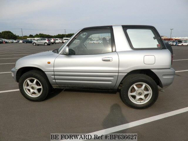 Used 1998 Toyota Rav4 E Sxa15g For Sale Bf636627 Be Forward