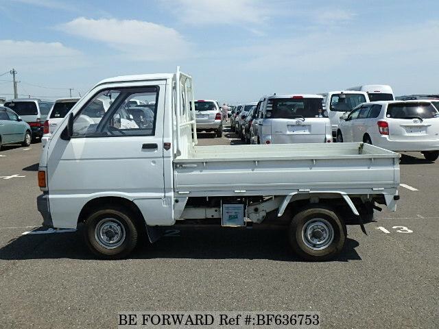 Used 1989 DAIHATSU HIJET TRUCK/M-S80P For Sale BF636753