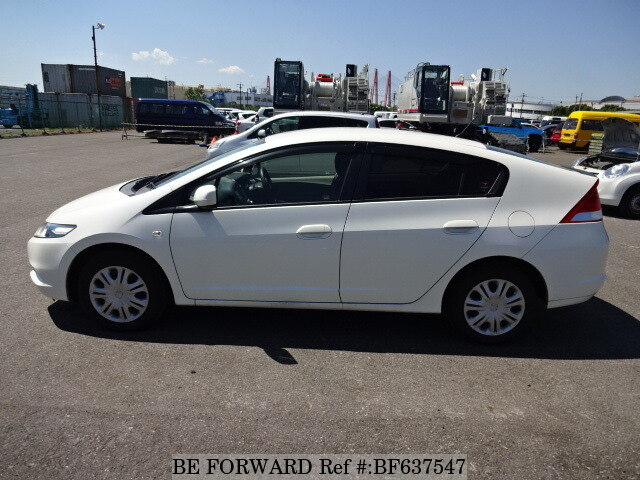 used 2010 honda insight daa ze2 for sale bf637547 be forward. Black Bedroom Furniture Sets. Home Design Ideas