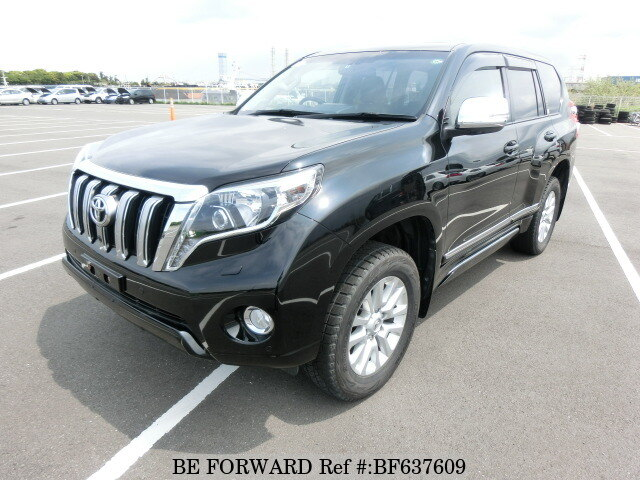 Used 2014 TOYOTA LAND CRUISER PRADO BF637609 for Sale