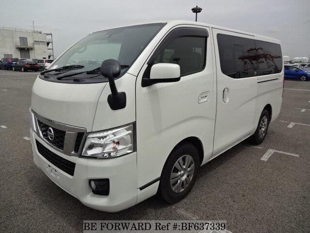 Used 2013 Nissan Caravan Van Nv350 Premium Gx Cbf Vr2e26 For Sale
